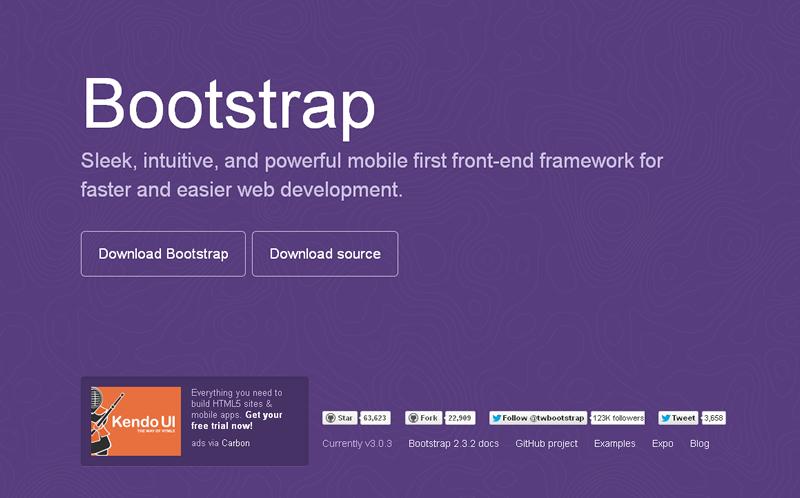 Twitter Bootstrapを使ってCMS化